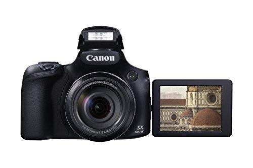 Canon-PowerShot-SX60-HS-Fotocamera-Compatta-Digitale-16-Megapixel-NeroAntracite
