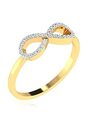 Essential Jewel Anillo R10612 (Oro Amarillo)