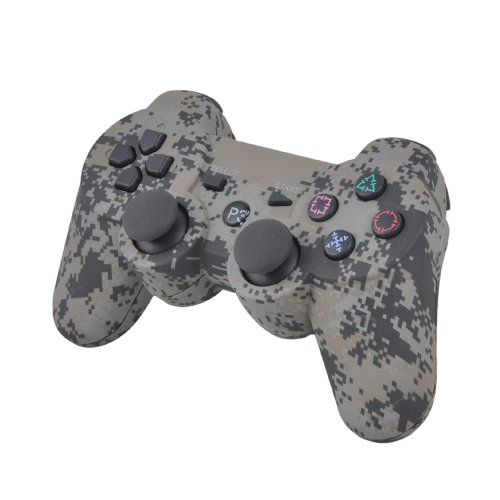 Generic Dualshock 3 Wireless Controller For Playstation 3 Pswc-02 Color Camouflage
