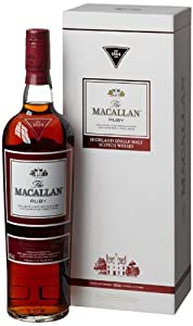 Macallan 1824 Ruby Single Malt 43% 70cl