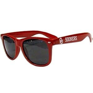 Oklahoma Sooners - NCAA Wayfarer Sunglasses by NCAA
