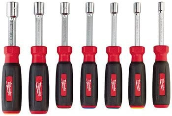 Milwaukee 7Pc. Magnetic Nut Driver Set