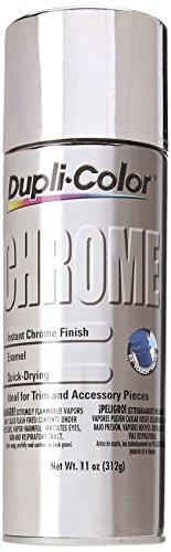 Dupli-Color CS101 Chrome Instant Enamel Spray - 11 oz. (Chrome Wheel Touch Up Paint compare prices)