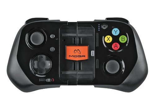 MOGA ACE™ POWER Controller コントローラー for iPhone 5, iPhone 5c, iPhone 5s and iPod touch (5th generation) 【米国正規品】