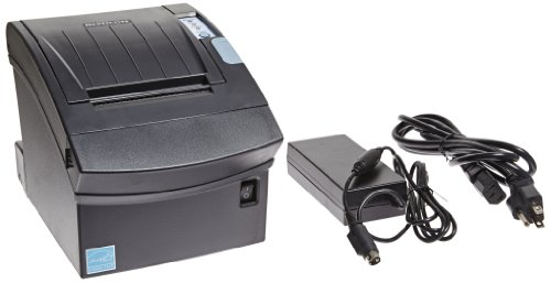 Buy Discount Bixolon SRP-350II Monochrome Desktop Direct Thermal Receipt Printer with Serial Interfa...