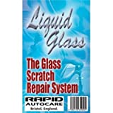 RAPID AUTOCARE LIQUID GLASS SCRATCH REPAIR/REMOVAL SYSTEM