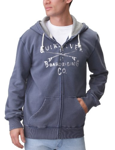 Quiksilver Torpedo Men's Sweatshirt Midnight Blue Medium