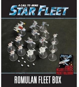 A Call to Arms: Star Fleet Romulan Fleet Box Set