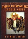 img - for Don Edwards Saddle Songs A Cowboy Songbag book / textbook / text book