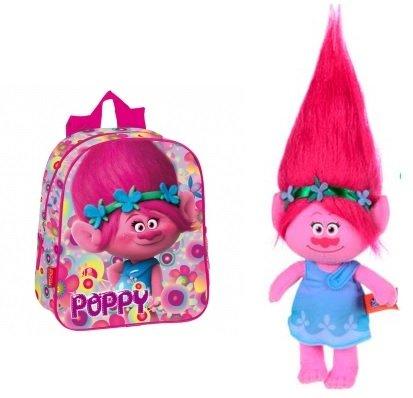 trolls-pack-mochila-poppy-24x28x10cm-y-peluche-trolls-poppy-flowers-37-cm