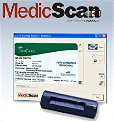 CSSN MedicScan - Medical Cards and insurance card scanner