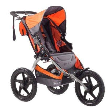 BOB Sport Utility Single Stroller - Orange