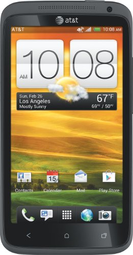 HTC One X, Grey 16GB (AT&T)