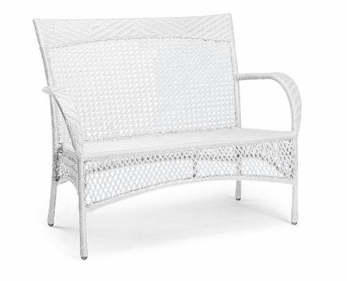 sessel korbsessel gartenstuhl sommer bxtxh 64x65x95 wei. Black Bedroom Furniture Sets. Home Design Ideas