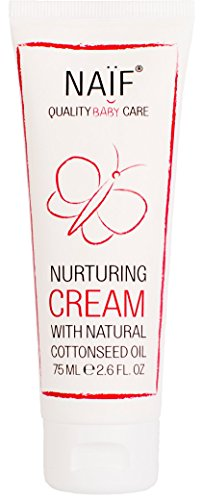Naif Care - Nurturing Baby Cream - With Natural Cottonseed Oil (2.6 oz) - 1