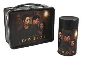 New Moon One Sheet - Metal Lunch box + Flask - Twilight - Neca