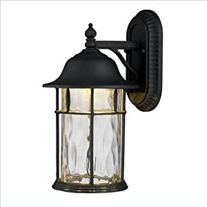 Click to buy LED Outdoor Lighting: ELK Lighting Lapuente Outdoor Led Wall Mounted Light from Amazon!
