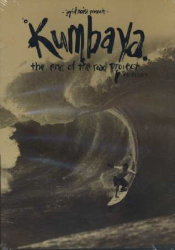 KUMBAYA -the end of the road project- 【サーフィン/SURF DVD 特価】