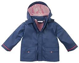 JoJo Maman Bebe Little Boys\' Fisherman\'s Jacket (Toddler/Kid)-Navy - 4-5 Years