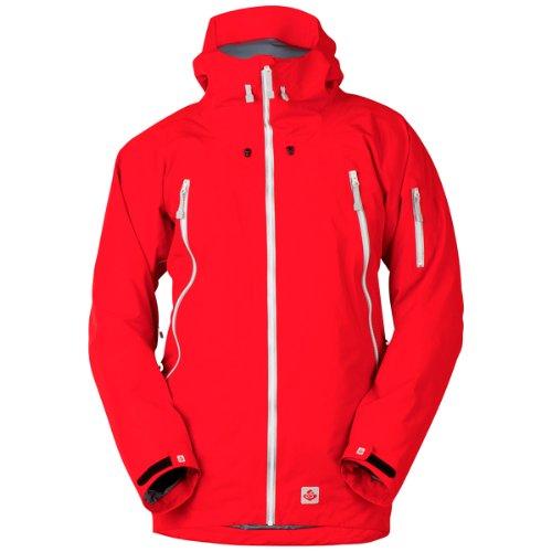Sweet Protection Herren Jacke Duke, scorch red, XL, 125111 1013