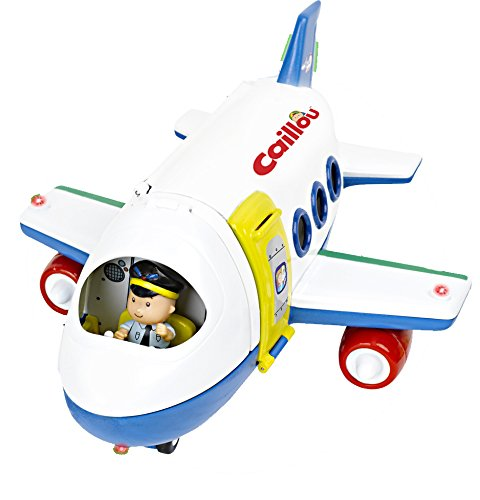 Caillou Travel Jet - 1