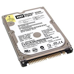 WD Scorpio (WD800UE) 80GB Desktop Internal Hard Disk