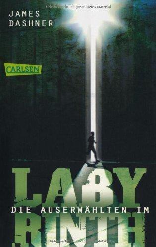 Buchseite und Rezensionen zu 'Die Auserwählten - Im Labyrinth von Dashner' von Dashner. James