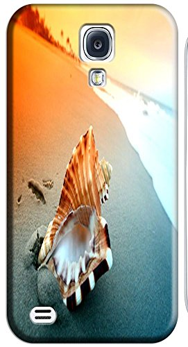 Phones Accessories Beautiful Beach Sunshine Cute Conch Cell Phone Case Samsung Galaxy S4 I9500 # 5