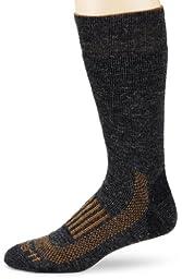 Carhartt Men\'s Triple Blend Thermal Boot Socks, Charcoal, 10-13 Sock/6-12 Shoe