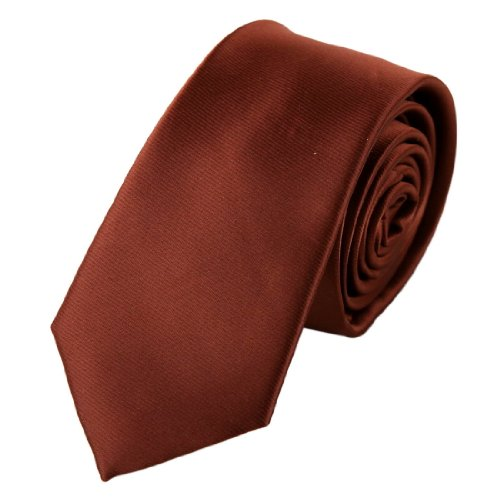 Ps1012 Burgundy Plain Narrow Tie Matching Gift Box Set Maroon Great Mens Presents For Christmas Day By Epoint