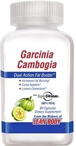 Labrada Nutrition Garcina Cambogia Extract Capsules, 90 Count