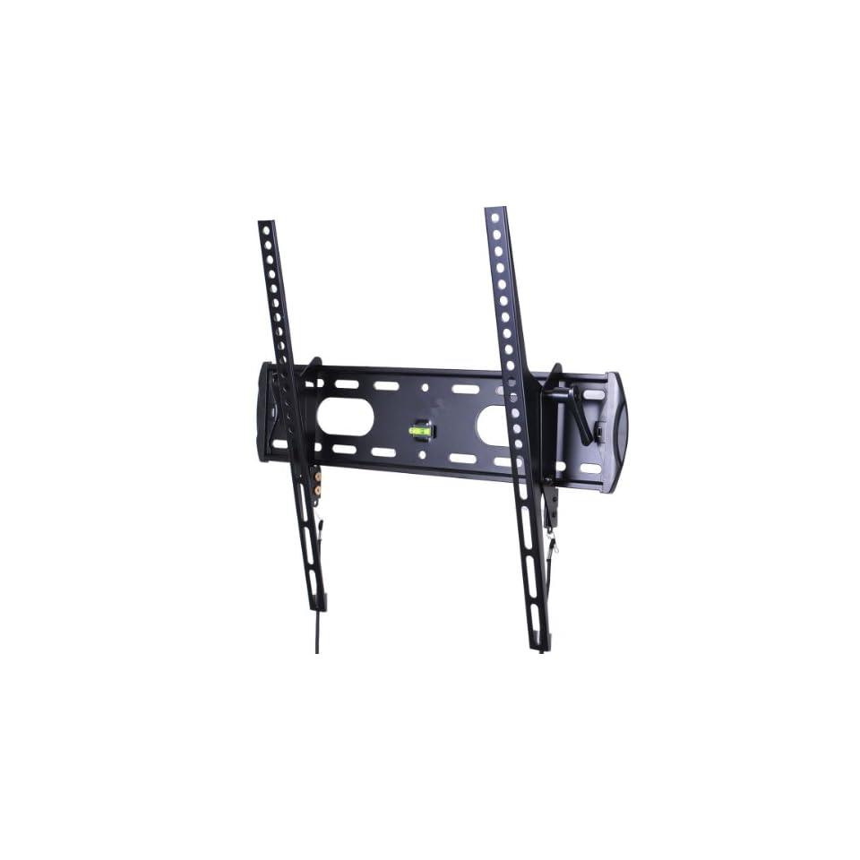 NowAdvisor®Mounts Flat Panel Screen Tilt TV Wall Mount for LCD LED Plasma TV with VESA up to 400x400 1FE