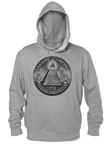 ILLUMINATI-Confirmed-Dollar-Pyramid-Mens-Hooded-Sweatshirt
