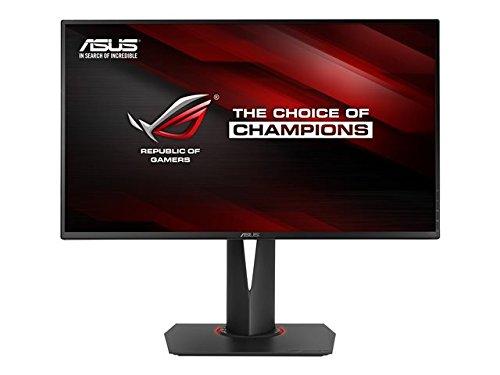 "Asus RoG Swift PG278Q Ecran PC TN LED 27"" (69 cm), 2560x1440, 1 ms, 3D active (Nvidia 3D Vision 2), DisplayPort / Hub USB 3.0"