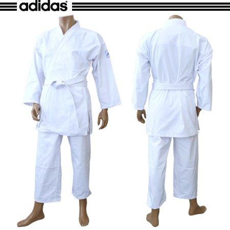 adidas ( adidas ) karate wear training (adult) top and bottom set ADI-KT 170