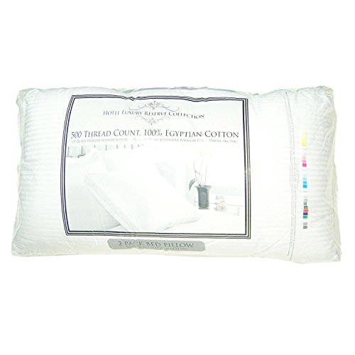 Hotel Luxury Reserve Collection Bed Pillow – King – 2 pk.