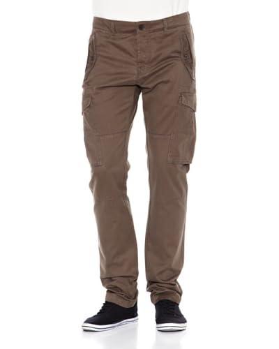 Chevignon Pantalon Maxtwill [Marrone]