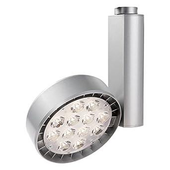Philips Lightolier Lytespan Small Spot 34 Watt LED Track Light LLAB1