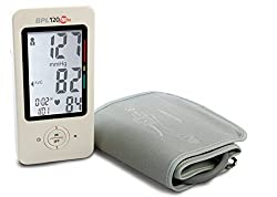 BPL BP Monitor 120/80 B5- (White)