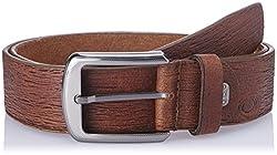 Dandy AW 14 Brown Leather Men's Belt (MBLB-312-M)