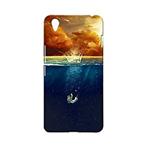 G-STAR Designer Printed Back case cover for Oneplus X / 1+X - G4166