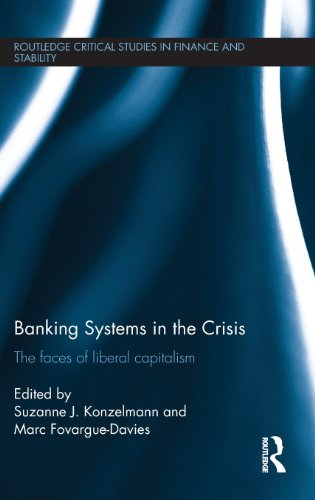 Banking Systems in the Crisis: The Faces of Liberal Capitalism (Routledge Critical Studies in Finance and Stability)