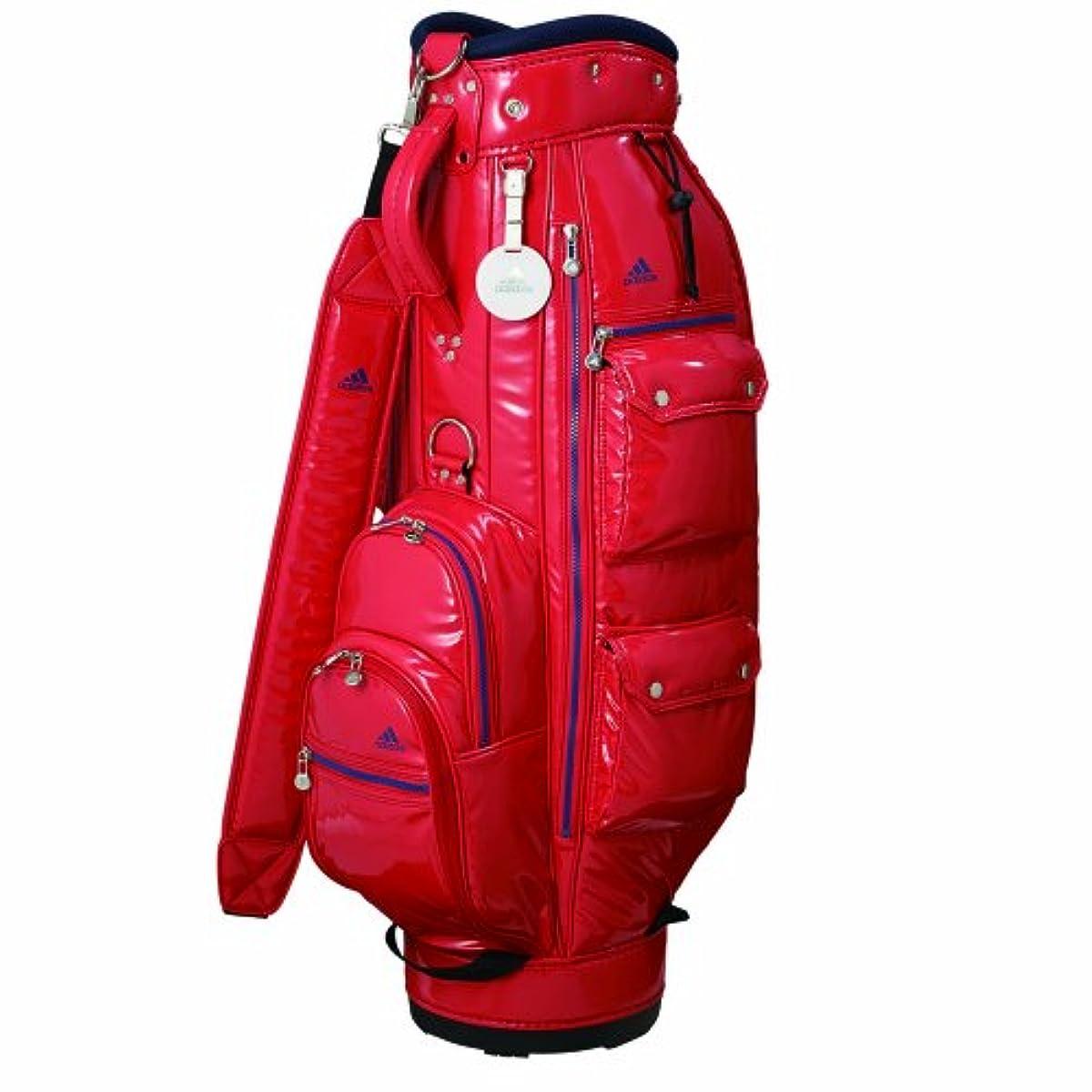 [해외] adidas Golf(아디다스 골프) W-CORE 캐디 백2 QR692 코랄 8.5타입