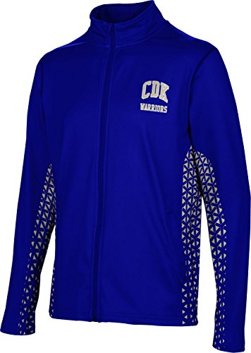 Men's Chief Dull Knife Memorial Community College Geometric Full Zip Jacket