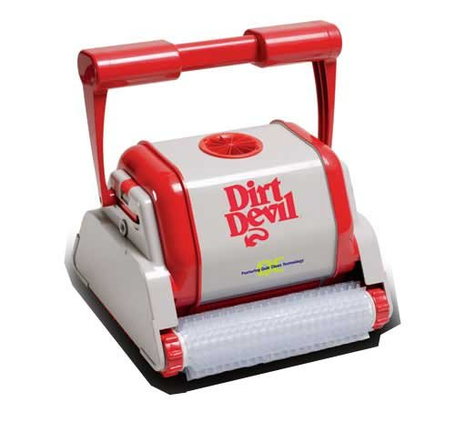 Dirt Devil Rampage Robotic Pool Cleaner