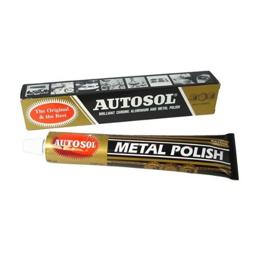 Autosol Chrome and Metal Polish 100g