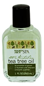 trader joe 39 s spa 100 australian tea tree oil scented oils beauty. Black Bedroom Furniture Sets. Home Design Ideas