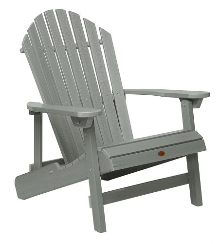 Amazoncom Teak Adirondack Chair