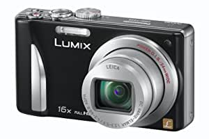 Panasonic LUMIX DMC-ZS15 12.1 MP High Sensitivity MOS Digital Camera with 16x Optical Zoom (Black)