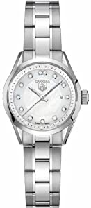 TAG Heuer Women's WV1411.BA0793 Carrera Diamond Watch from TAG Heuer